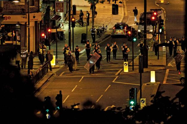 UK Riots - Credit: hughepaul
